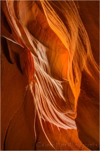 Glow, Upper Antelope Canyon, Arizona